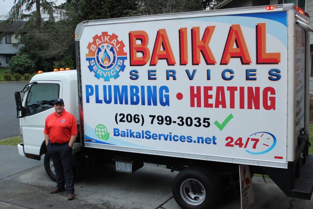 Baikal Services Truck / Baikal Services Chris Kukulka