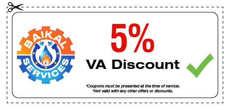 Baikal Services Discounts / VA Discount Coupon