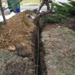 Main water line repair and replacement
